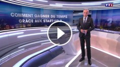 Cyclofix au journal TF1